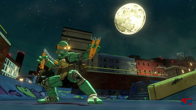 Screenshot - Teenage Mutant Ninja Turtles: Mutanten in Manhattan (PlayStation4) 92526391