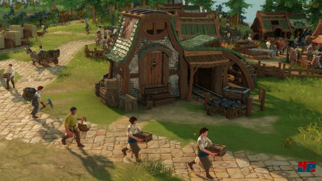 Screenshot - Die Siedler (PC) 92571816