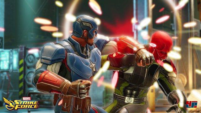 Screenshot - Marvel Strike Force (Android) 92562447