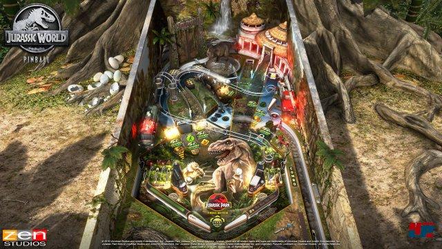 Screenshot - Jurassic World Pinball (PC) 92560040
