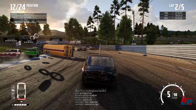 Screenshot - Wreckfest (PC)