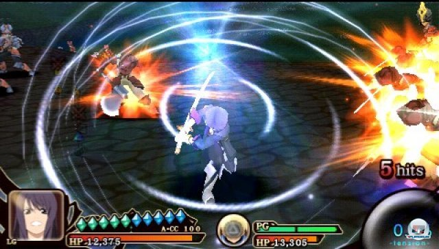Screenshot - Tales of the Heroes: Twin Brave (PSP) 2315187