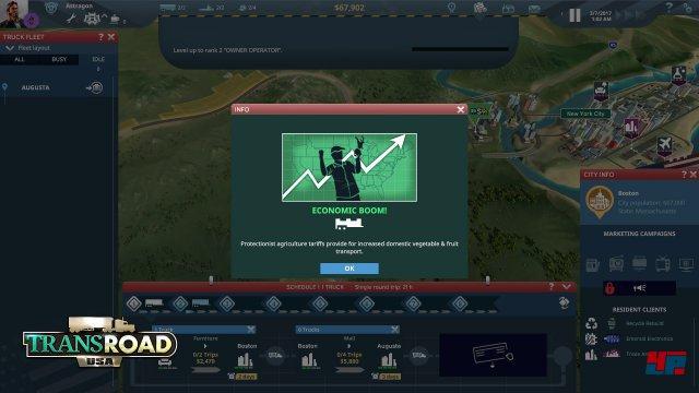 Screenshot - TransRoad: USA (Mac) 92553994