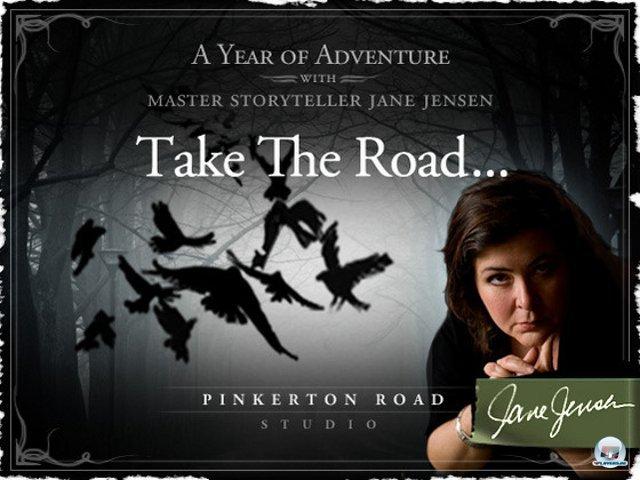 <b>Jane Jensen's Pinkerton Road: A Year of Adventure</b> <br><br> Grusel-Fans sollten einen Blick auf Pinkerton Road werfen: Für die Story ist Jane Jensen verantwortlich, welche auch die düsteren Geschichten von Dark Matter und dem Sierra-Online-Adventure Gabriel Knight geschrieben hat. Interessierte haben noch rund einen Monat Zeit, dem Projekt über die Finanzierungsgrenze von 300.000 Dollar zu verhelfen. 2341352