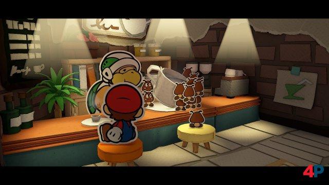Screenshot - Paper Mario: The Origami King (Switch) 92619588