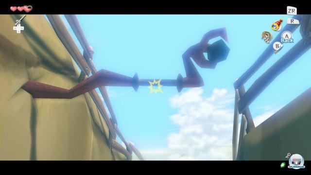 Screenshot - The Legend of Zelda: The Wind Waker (Wii_U) 92468380