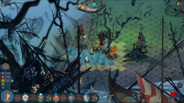 Screenshot - The Banner Saga 2 (PC) 92524978