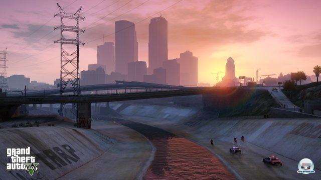 Screenshot - Grand Theft Auto 5 (360) 92460415