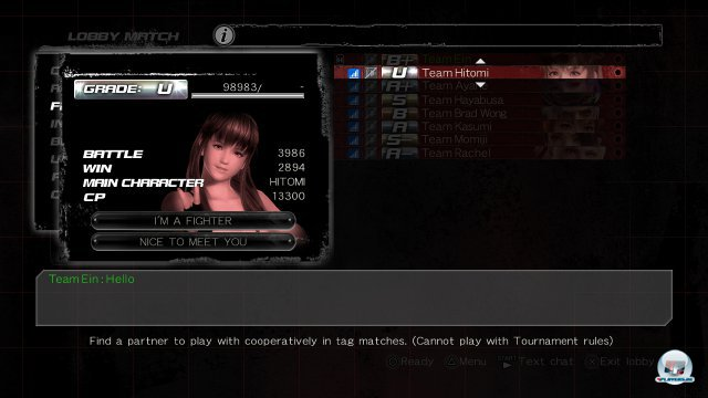 Screenshot - Dead or Alive 5 Ultimate (360)