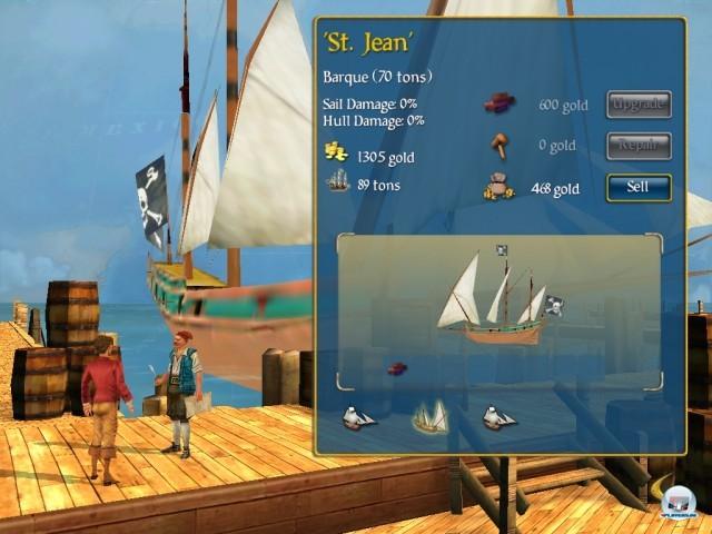 Screenshot - Sid Meier's Pirates! (iPad) 2242123