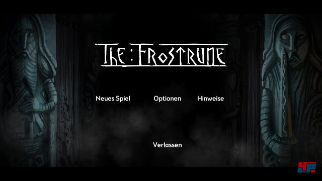 Screenshot - The Frostrune (PC)