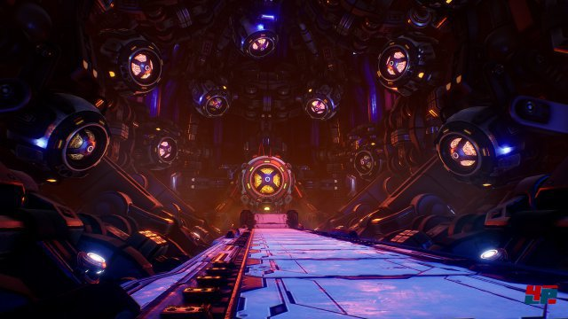 Screenshot - Mothergunship (PS4)