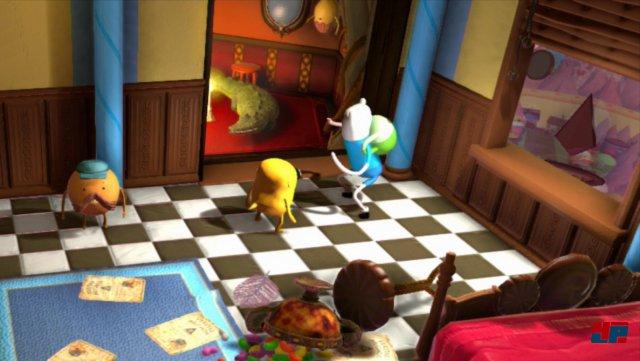 Screenshot - Adventure Time: Finn and Jake Investigations (360) 92503491