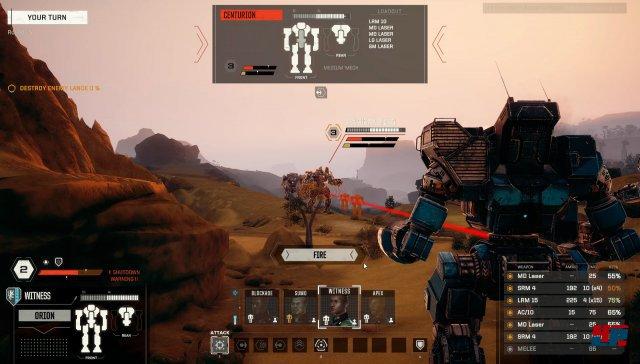 Screenshot - BattleTech (PC) 92547180