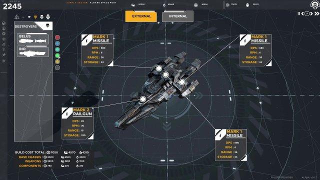 Screenshot - Falling Frontier (PC) 92640629