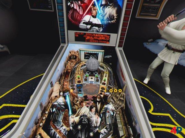 Screenshot - Star Wars Pinball VR (PlayStationVR) 92640893