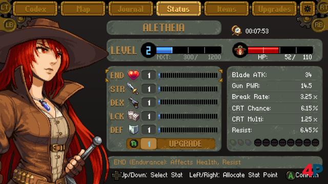 Screenshot - Gestalt: Steam & Cinder (PC)