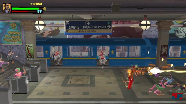 Screenshot - Shaq Fu: A Legend Reborn (PS4) 92569405
