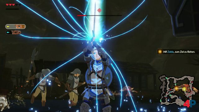 Screenshot - Hyrule Warriors: Zeit der Verheerung (Switch) 92629171