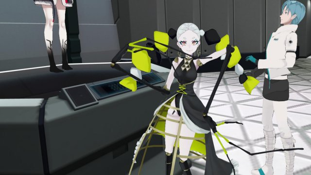 Screenshot - Altdeus: Beyond Chronos (OculusQuest, OculusRift, VirtualReality)