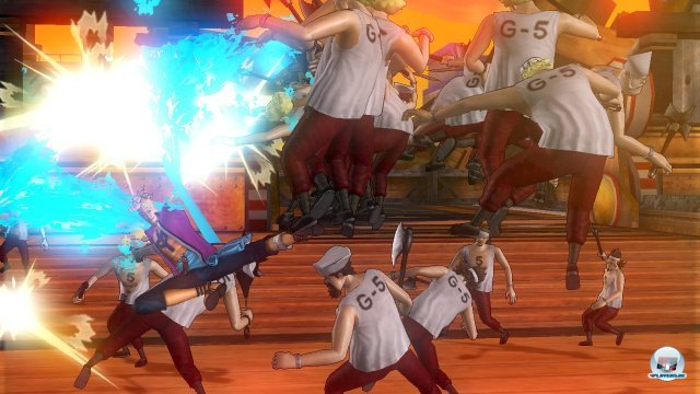 Screenshot - One Piece: Pirate Warriors 2 (PlayStation3) 92463466