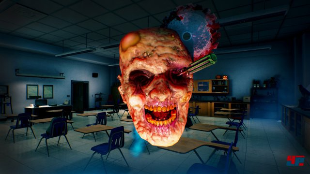 Screenshot - Hide and Shriek (PC)