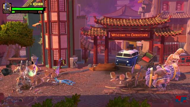 Screenshot - Shaq Fu: A Legend Reborn (PS4) 92569387