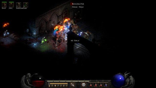 Besonders die Lichteffekte und die Reflexionen werten das Spiel deutlich auf.