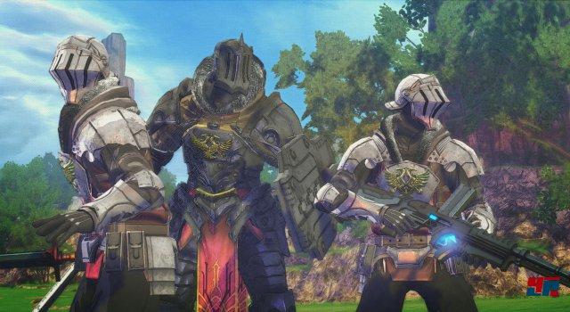 Screenshot - Valkyria: Azure Revolution (PlayStation4) 92516791
