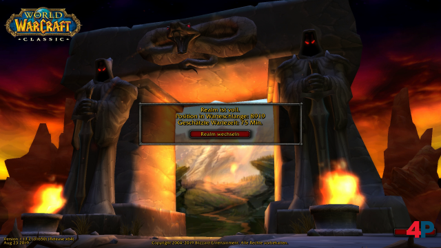 Screenshot - World of WarCraft Classic (Mac) 92594962