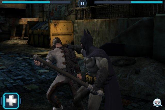 Screenshot - Batman: Arkham City Lockdown (iPhone) 2298317