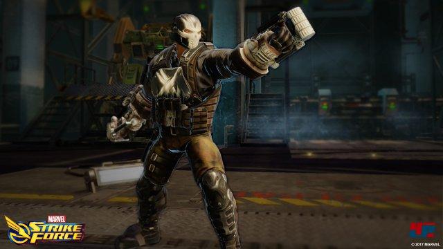 Screenshot - Marvel Strike Force (Android) 92562449