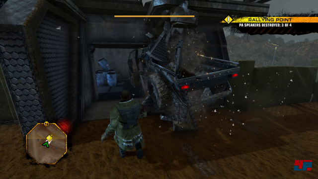 Screenshot - Red Faction: Guerrilla (PC) 92568688