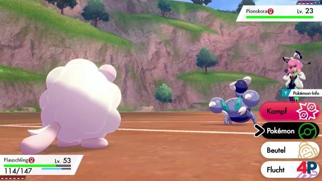 Screenshot - Pokémon Schwert & Schild - Die Insel der Rüstung (Switch) 92617383