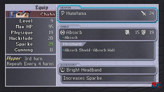 Screenshot - Cosmic Star Heroine (PC) 92544778