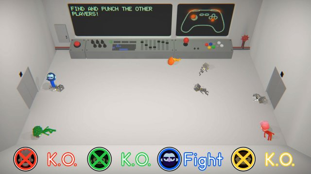 Screenshot - Unspottable (PC, Switch, One)