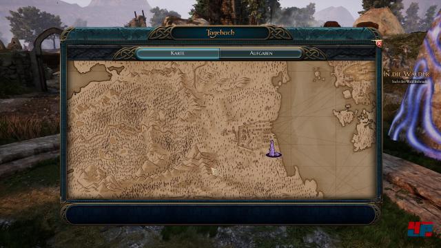 Screenshot - The Bard's Tale 4: Barrows Deep (PC) 92574190