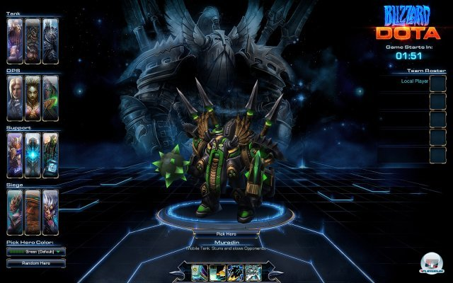 Screenshot - StarCraft II: Wings of Liberty (PC)