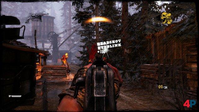 Screenshot - Call of Juarez: Gunslinger (Switch) 92602855