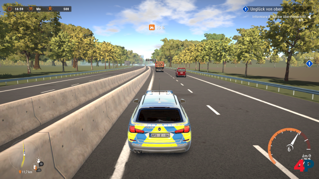 Screenshot - Autobahnpolizei Simulator 2 (PS4)