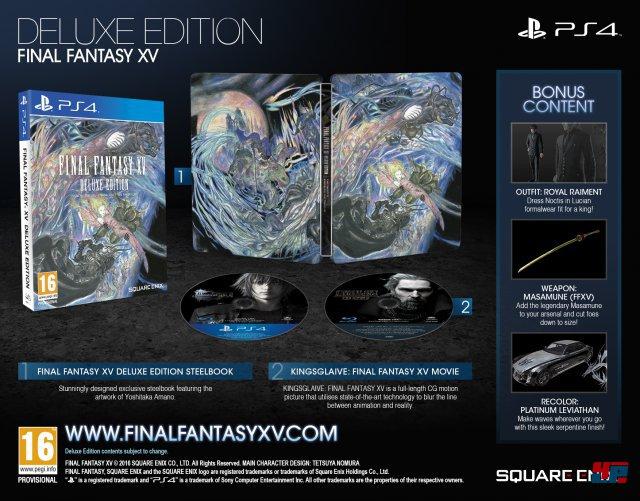 Screenshot - Final Fantasy 15 (PlayStation4) 92523263