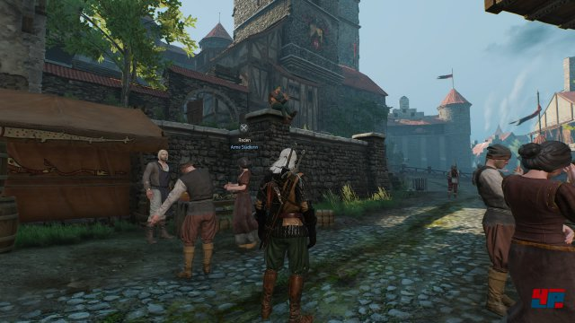 Screenshot - The Witcher 3: Wild Hunt (PlayStation4) 92504515