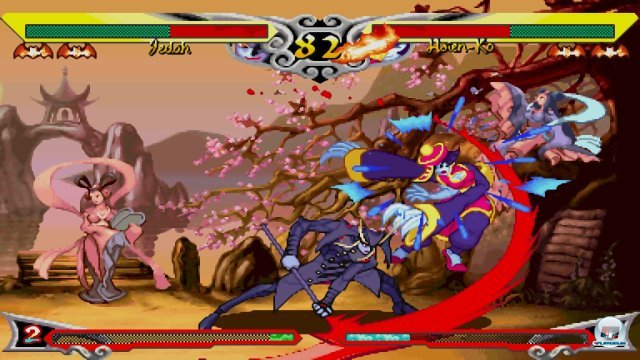 Screenshot - Darkstalkers: Resurrection (360)