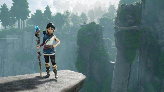 Screenshot - Kena: Bridge of Spirits (PlayStation5) 92649922
