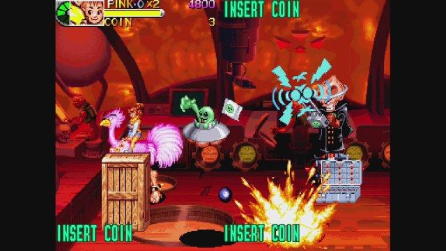 Screenshot - Capcom Arcade Stadium (Switch) 92635221
