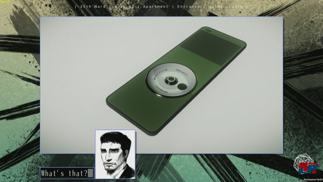 Screenshot - The 25th Ward: The Silver Case (PC) 92559648
