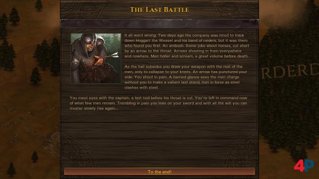 Screenshot - Battle Brothers (Switch)