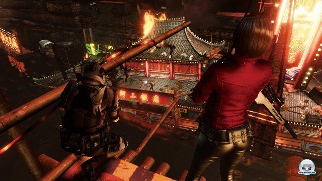 Screenshot - Resident Evil 6 (360) 92415617