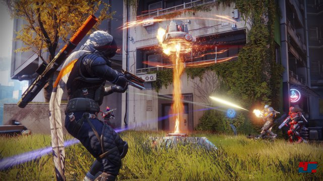 Neu in Destiny: Die Counter-Strike-Variante Countdown.