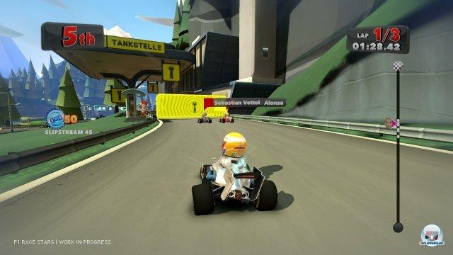 Screenshot - F1 Race Stars (PlayStation3) 2384882